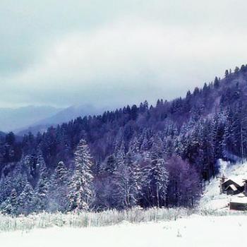 Cabana Gârbova - Crăciun 2014